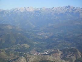 Colombres auf dem Sternenweg in Asturien