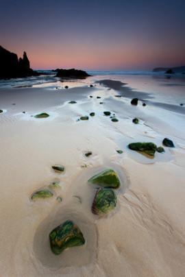 Die grüne Küste Asturiens