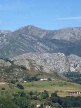 Gallaecia Sueva - Pico Pienzu, Sierra del Sueve