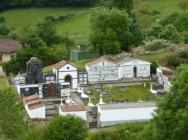 Gallaecia Sueva - Friedhof in San Román, Argandenes, Piloña